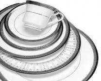 Noritake Chatelaine Platinum чайный сервиз...