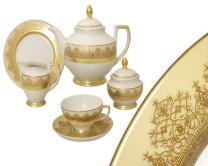 Falkenporzellan Marakesh cream  чайный сервиз