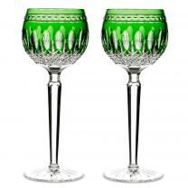 Waterford Clarendon Emerald бокалы, набор из...