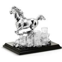 CHINELLI  Набор Horse Statue 2014 + 6 рюмок...