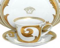 Versace Rosenthal  чайный сервиз Arabesque...