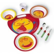 Набор детской посуды Mondo