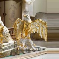 EAGLE W/G 24 karat gold