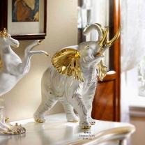ELEPHANT 24 karat gold