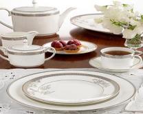 VERA WANG  чайный сервиз LACE PLATINUM