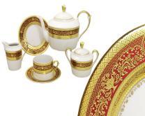 Falkenporzellan чайный сервиз для 6 персон...