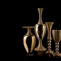 Напольная ваза без основания SAVANA TIGER