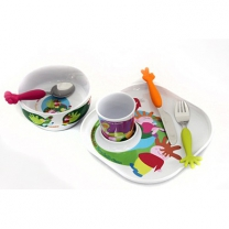 Набор детской посуды Sweet Home