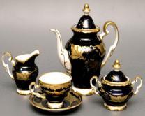 Weimar  Royal Cobolt сервиз кофейный  на...
